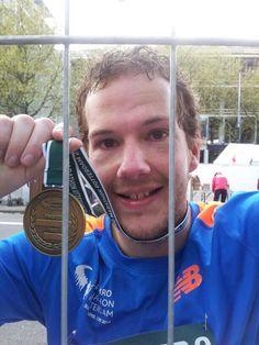 Sebastiaan heeft op 13 april 2014 de Marathon van Rotterdam uitgelopen..