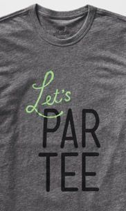 The Par Tee - Grey ⛳️ re-pinned by http://www.wfpcc.com/golfcoursehomes.php