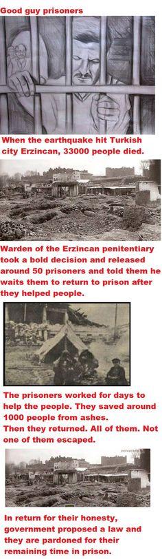 Good Guy Prisoners