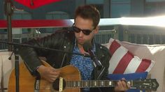 Toronto songwriter Marlon Chaplin discusses his debut EP and performs on CP24…