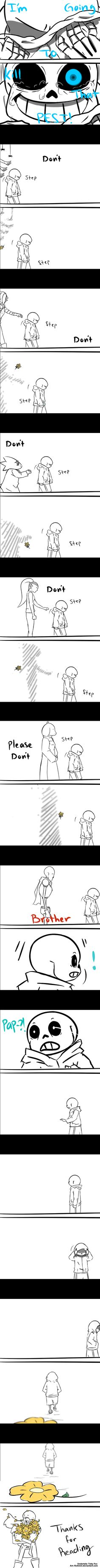 Undertale: Chose Revenge by Richimii on DeviantArt