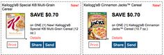Printable Coupons from Red Plum - Kellogg's, Garnier & more! - http://www.livingrichwithcoupons.com/2013/07/printable-coupons-from-red-plum-kelloggs-garnier-more.html