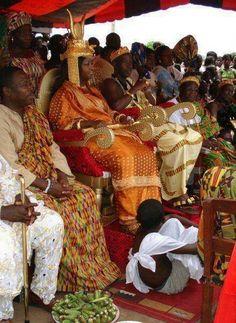 African royalties