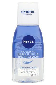 Nivea Double Effects Eye Makeup Remover - CosmopolitanUK
