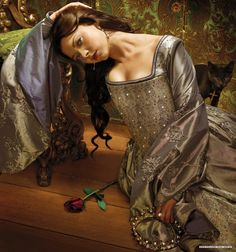 anne boleyn MOVIE COSTUME | The Tudors –Natalie Dormer Anne Boleyn | Ladies From Other Centuries