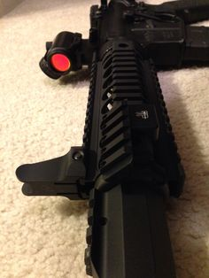 Ar15 thorntail tactical light mount  45 degree angle, for Inforce wml light Or whatever you want really