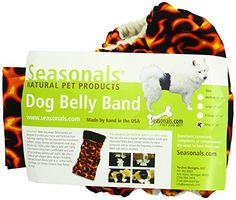 Seasonals Washable Belly BandDiaper Fits King Dogs Hot Flames ** You can find more details by visiting the image link.(This is an Amazon affiliate link and I receive a commission for the sales)