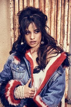 Camila Cabello in the GUESS Jeans Fall '17 Campaign Photos