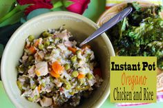 Instant Pot Oregano Chicken and Rice - IMG 1571 300x200 - Instant Pot Oregano Chicken and Rice