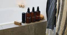 How To: DIY Beautiful Shampoo and Bathroom Bottles