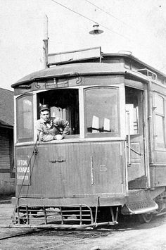 Here is the streetcar that delivers Blanche to us early in the book. Western Star Trucks, Vancouver Washington, Clark County, Old Images, Northern California, Historical Photos, West Coast, Savannah Chat, Transportation