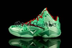 UnderGround NYC | Lebron 11 Christmas - available for purchase at www.undergrdnyc.com