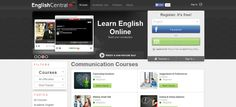 Great video courses and lessons for all Check out: English Central at http://www.findenglishlessons.net/english-central/