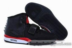 Cheap Air Yeezy 2 Red Black White