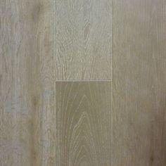 White Oak Grey White Wash 9/16 x 5 x 1.5'  -  4.5' Select 4mm Wear Layer Light Handscrape- Engineered Prefinished Flooring