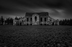 Hell Fire Club - Killakee, co. Dublin by Alex Pieussergues photography