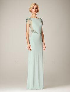 Fashionably Yours - Alana Floor Length Dress in Mint, $493.95 (http://fashionably-yours.com.au/alana-floor-length-dress-in-mint/)