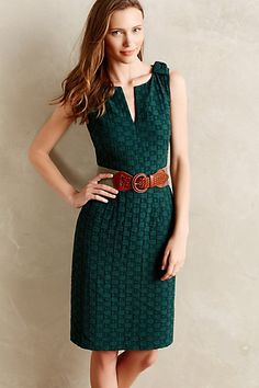 Quilted Tema Dress - anthropologie.com #anthrofave