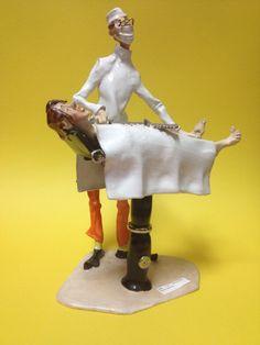 Bencini Doctor Operating Figurine, $125 - Euphoria Resale, www.euphoriaresale.com