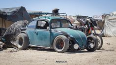 Rat Rods & Rust Buckets : Photo