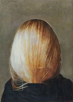 R.C. hoffmann paints twitter portraits (addie wagenknecht) in photorealistic series