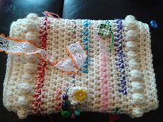 Woolly Whatsits: Crocheted Twiddle Muff