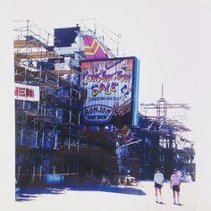 1991 Expansion Cocoa Beach Ron Jon (Pardon our Dust)