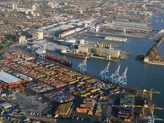 [100+ Pictures] Container Terminals Around The World ~~ High speed only ~~ - SkyscraperCity