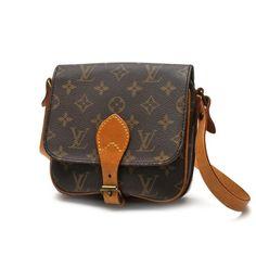 Louis Vuitton Mini Cult Sierre Monogram Cross body bags Brown Canvas M51254