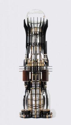 Evil Espresso: 13 Amazing Artistic & Unusual Coffee Machines