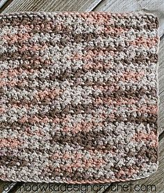 Ravelry: Wash those Dishes! Dishcloth pattern by Oombawka Design