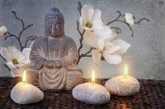 What Do I Put in the Northeast Section of My Northeast Bedroom for Feng Shui? - In feng shui, the northeast is the direction that represents knowledge, relaxation, contemplation a - Feng Shui Layout, Feng Shui Design, Feng Shui Art, Feng Shui Colours, Statue, Feng Shui History, Buddha, Deco Panel, How To Feng Shui Your Home