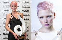 Wellingtonian wins top honours at L'Oreal Colour Trophy 2014 - Fashion and Beauty NZ