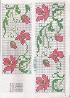 Flower Borders – Majida Awashreh – Webová alba Picasa