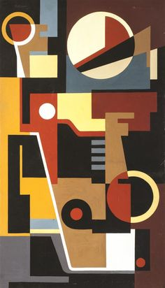 Composición MaquinistaJosé Pedro CostiglioloDate: 1957Style: Constructivism Abstract Geometric Art, Abstract Drawings, Abstract Shapes, Modern Art Artists, Structural Drawing, Composition Art, Different Art Styles, Concrete Art, Office Art
