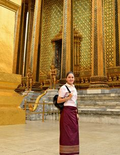 Bangkok – Stylish Sarong