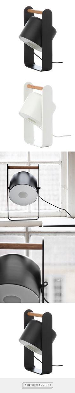 Sphere Table Lamp by Frandsen Lighting   YLighting - created via https://pinthemall.net