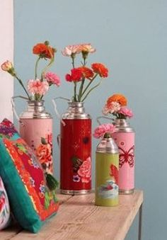 How to use an old thermos