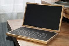 Amish MacBook for Kids! Cute idea, and lets them be creative with drawing <3
