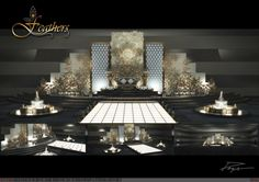 STAGE DESIGN by Peter Pasia at Coroflot.com