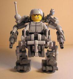 Exo skeleton #Lego