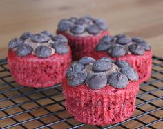 @POPSUGAR Fitness got creative with our Bakeable Blend with this recipe for Red Velvet Cupcakes modified from @Rocco DiSpirito's recipe on @USA TODAY!