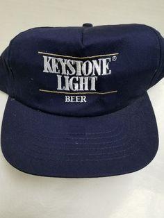 a685359c Keystone Light Beer Trucker Hat Vintage Style Snapback Cap Wouldnt it Be  Great