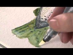 Derwent Graphitint Pencils - YouTube