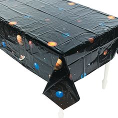 Outer Space Tablecloth - OrientalTrading.com