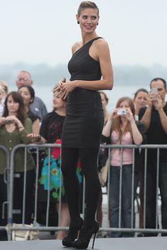 Kim Kardashian joins Heidi Klum for Project Runway