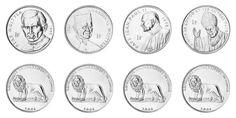 Congo Democratic Republic,  set of 4 uncirculated coins
