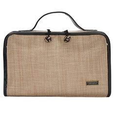 Stephanie Johnson Napa Jenny Train Case - With clear pouch to protect from leaks.