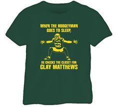 Clay Matthews <3