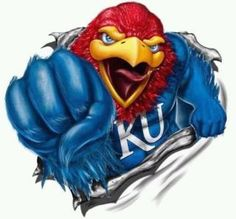 Don't mess with a Jayhawk!!! stacy :)
